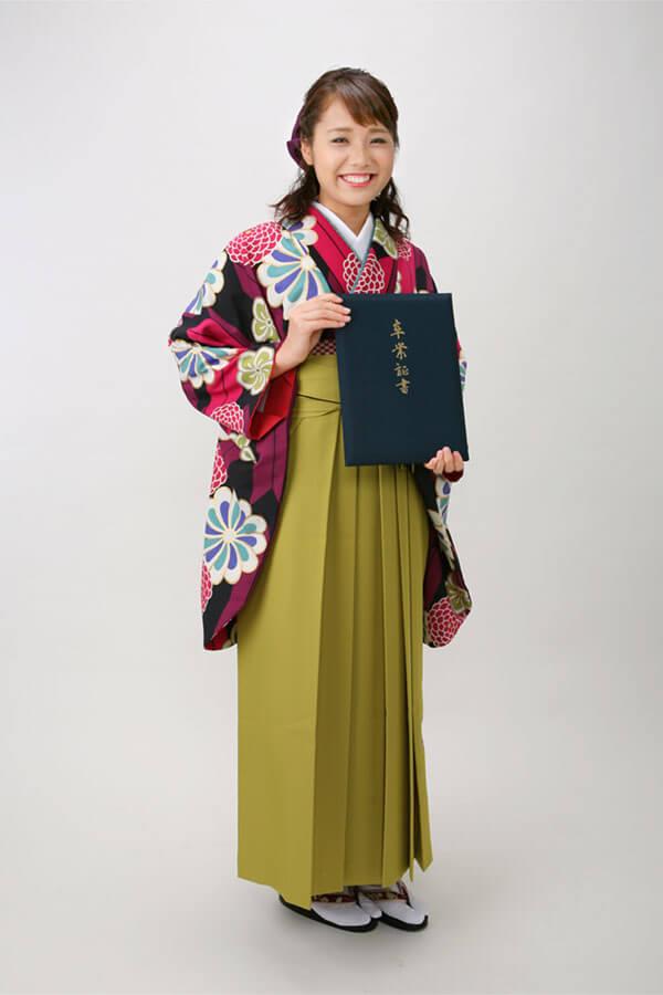 卒業袴の紹介